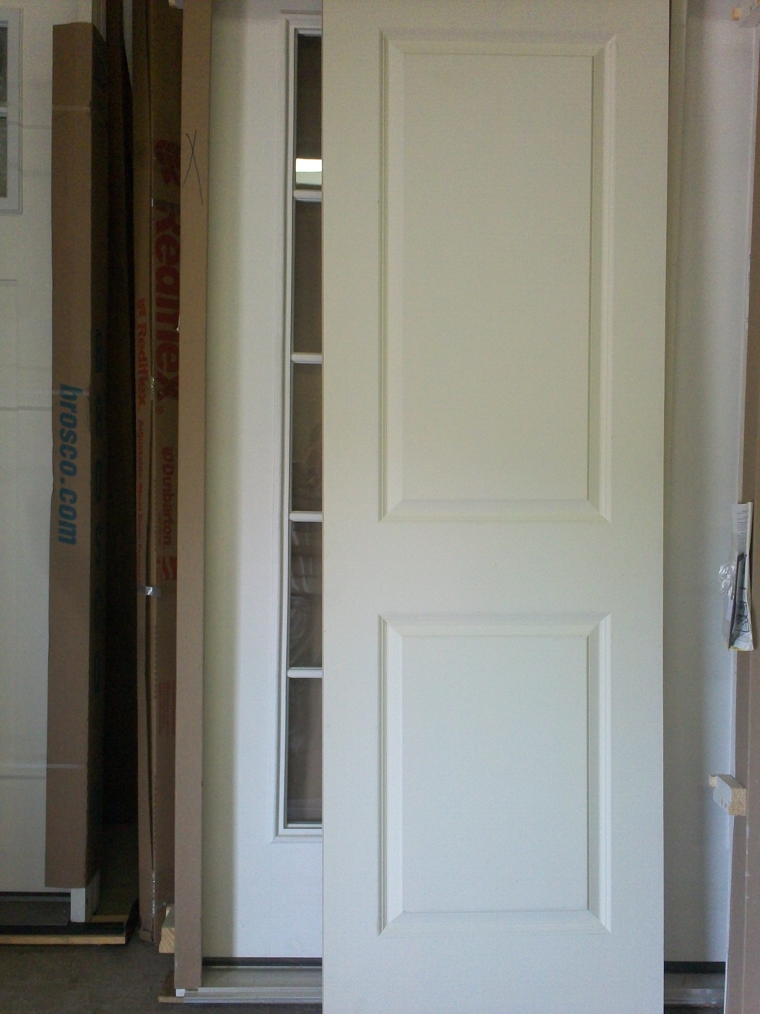 with flat interior update how doors flush easy solid way inexpensive to an moulding core panel