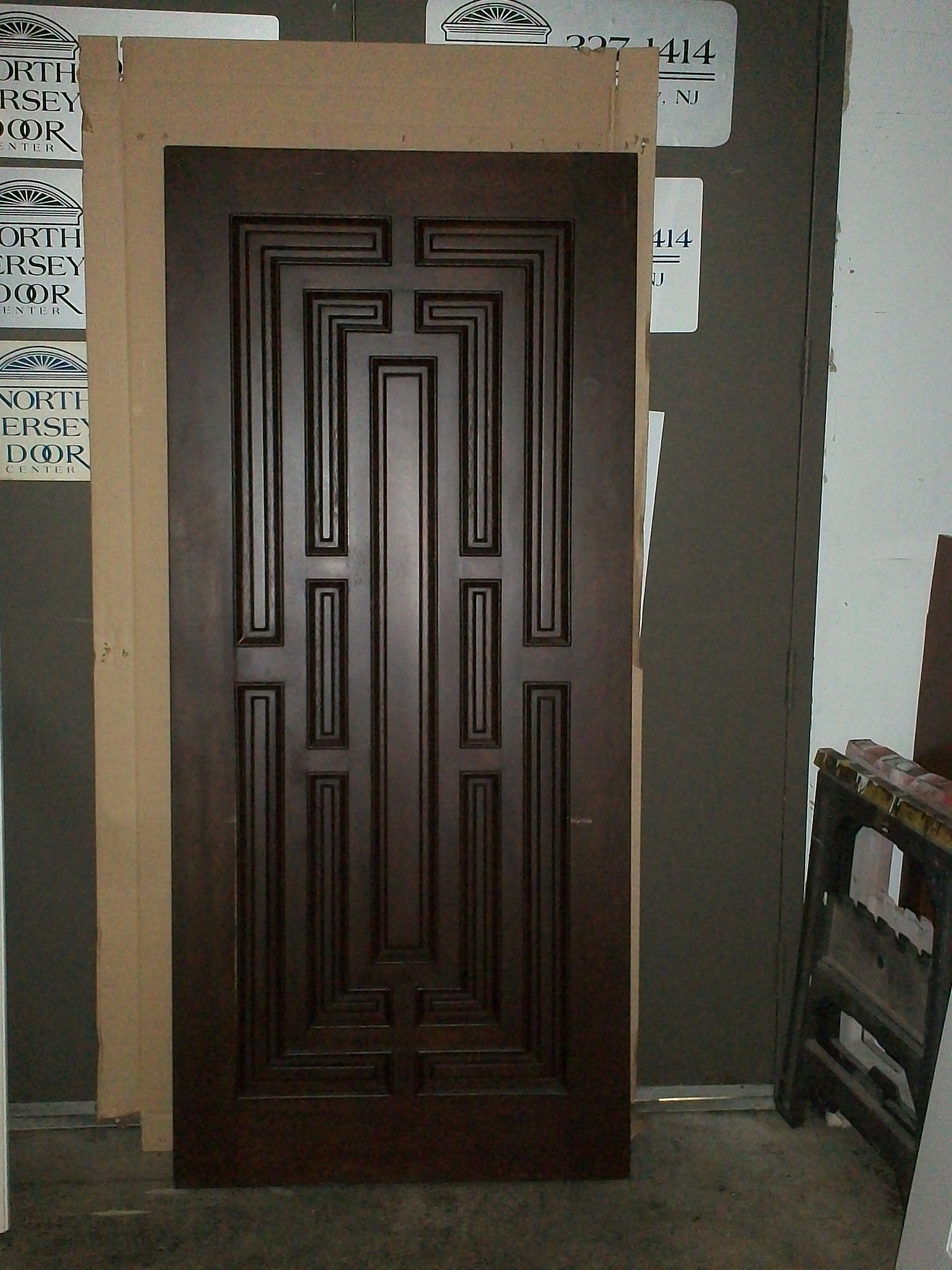 3264 #7B684F Door Inv Mike7 Aaw Model 11 All Panel Contemporary Door Unhanded Size  save image Simpson Fir Doors 41972448