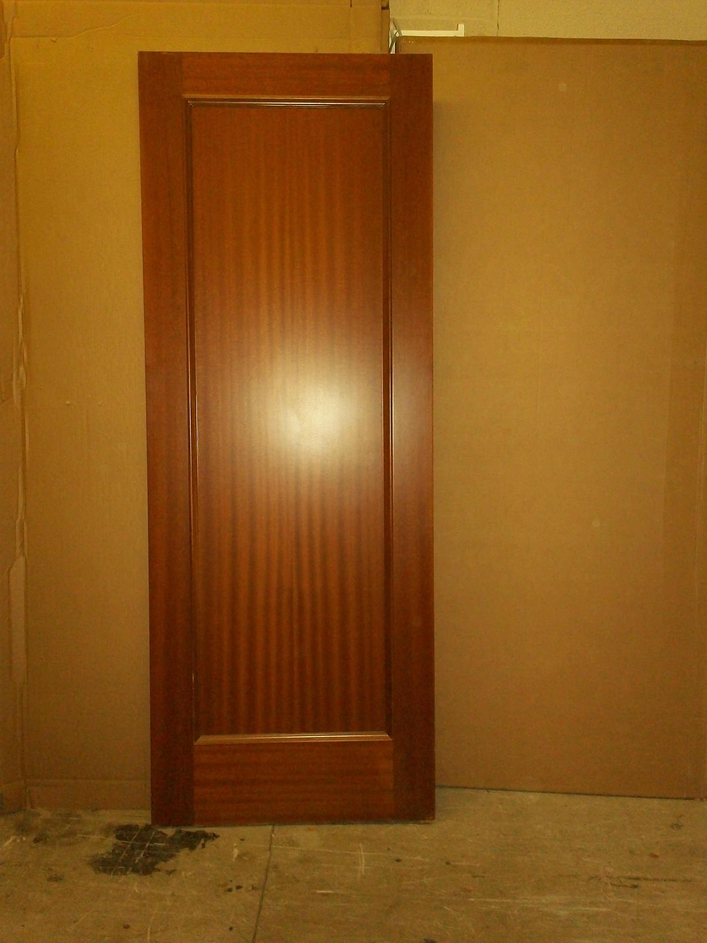 75 99 doors north jersey door - Prefinished mahogany interior doors ...