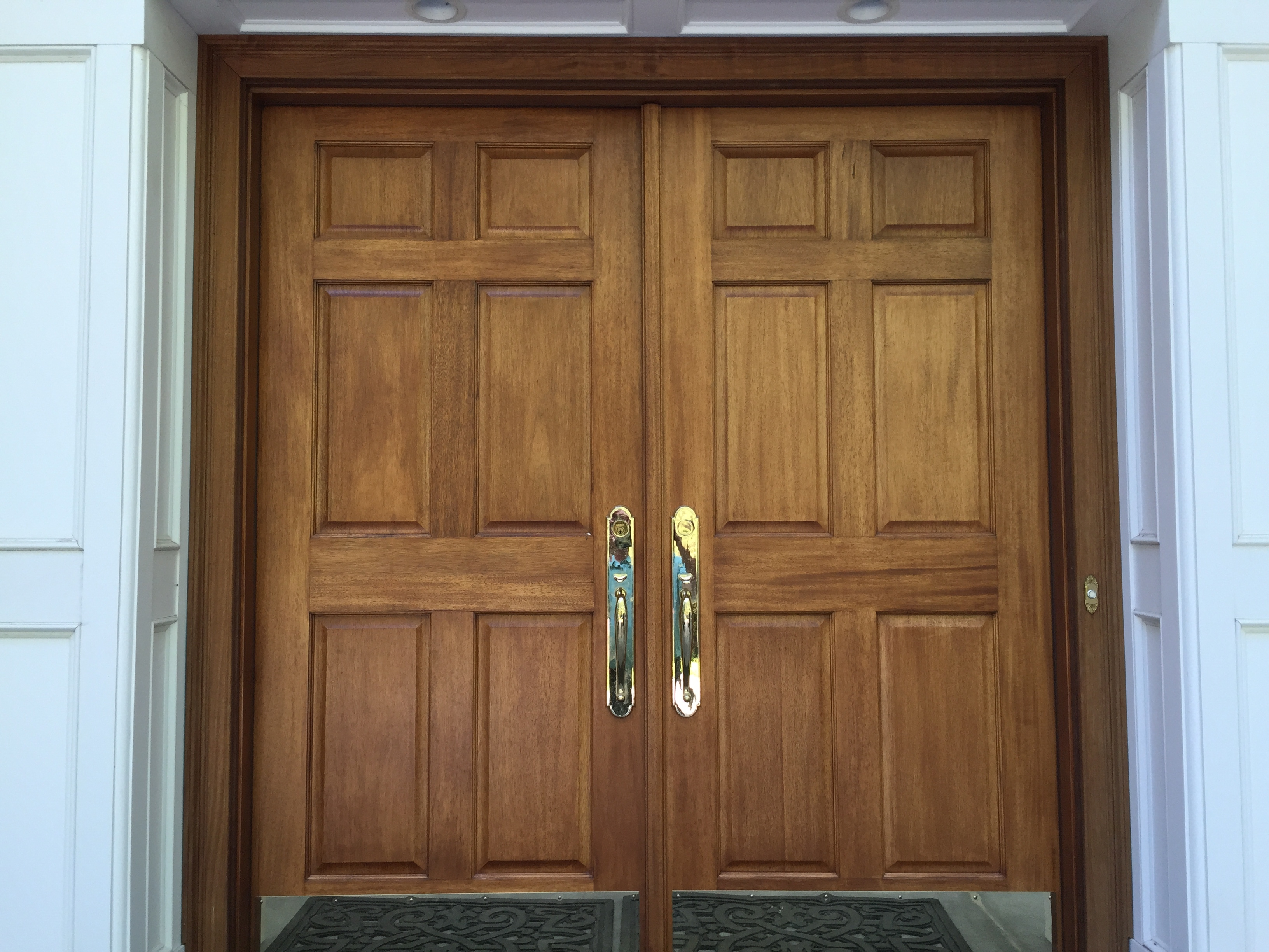 2448 #2D729F These Beautiful Doors Can Be Yours For $989.00!!!!! save image Simpson Fir Doors 41973264