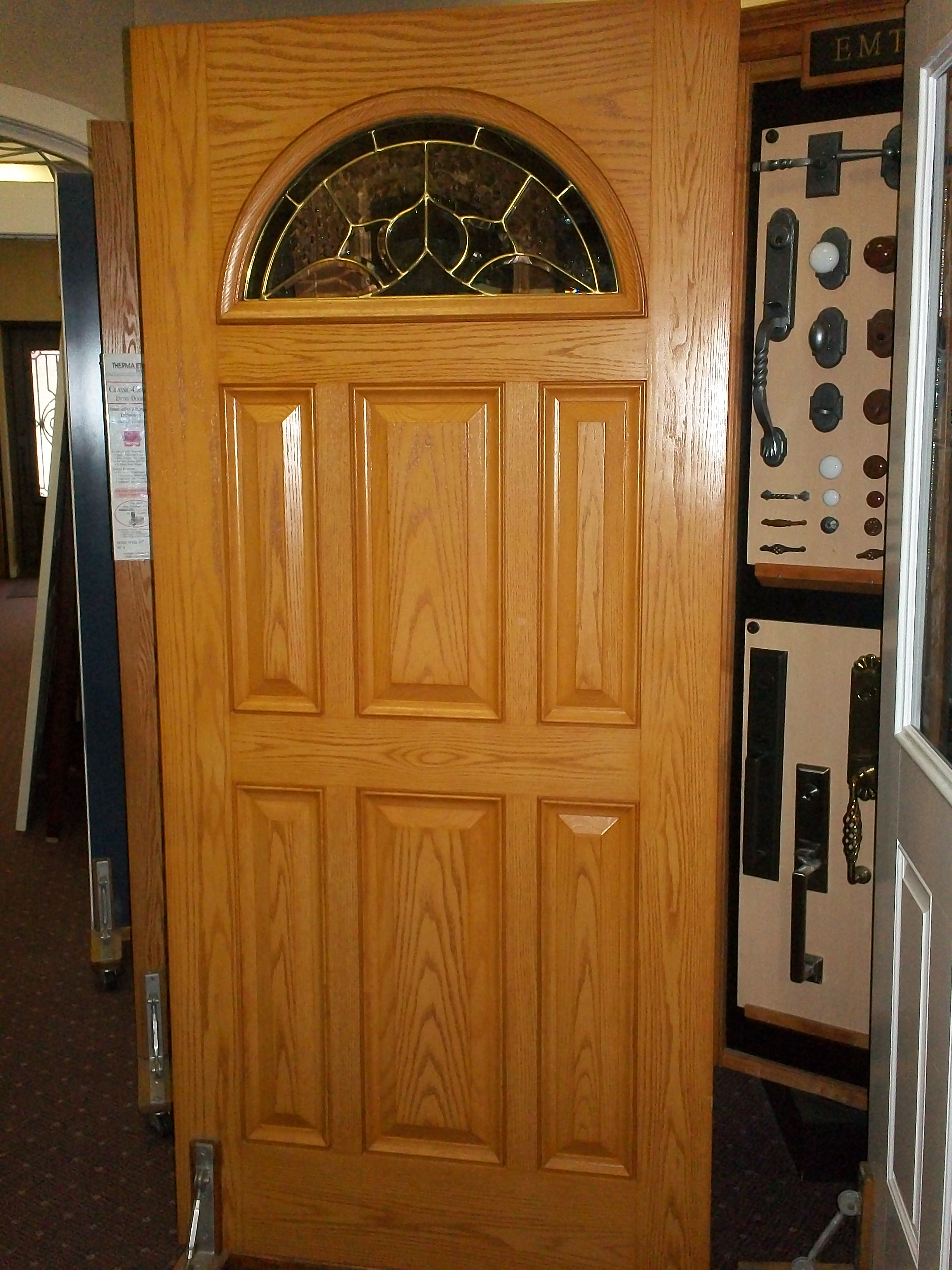 l oak prehung handballtunisie depot doors interior home org krosswood in exquisite door
