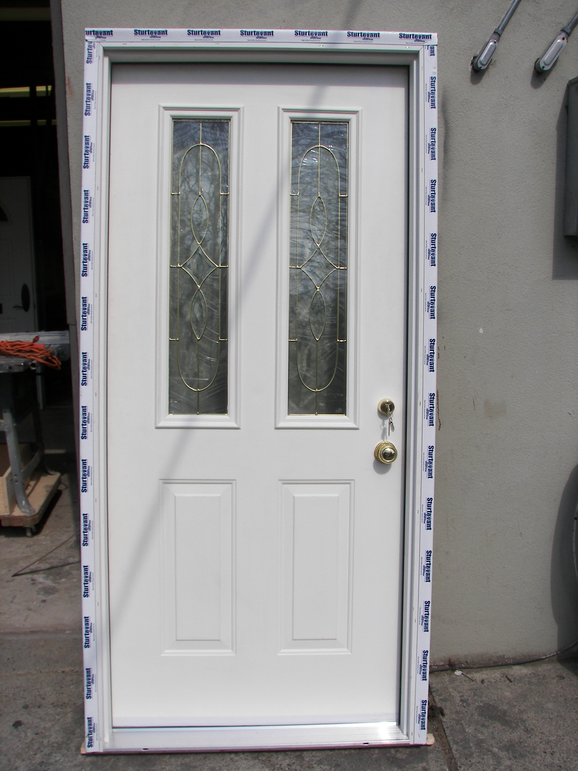 Door Comes With 1 Set of Mahogany Casing This Door Comes From a Renovation Sold AS IS. Priced To Sell @ $759.00 !! & $500- $999 u2013 North Jersey Door